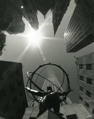atlas and sun