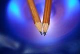 lead pencils poster