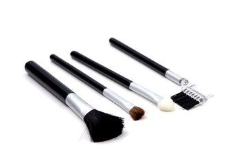 objects - make-up brushes