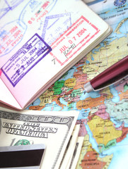 international travel series