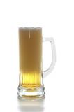 mug with beer poster