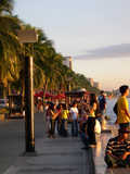 baywalk, manila