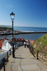 abbey steps, whitby