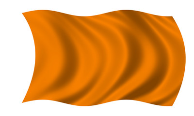 orange fahne flag