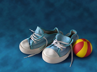 children sneakers