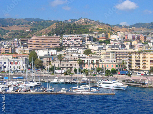 messina, sicily marina