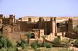 kasbah (ksar) d'aït benhaddou au maroc