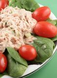 tuna salad poster
