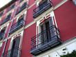 façade rouge madrid 2