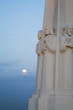 griffith observatory - astronomer's monument 3