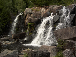 norwegian waterfall