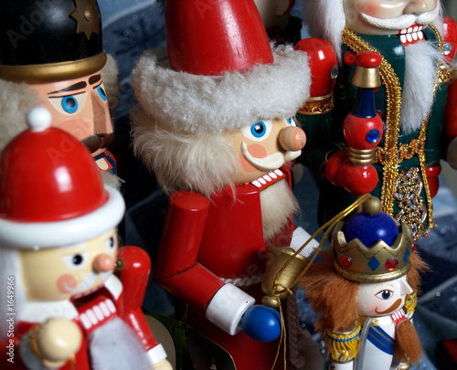 nutcracker closeup