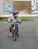 apprendre à faire du vélo #2 poster
