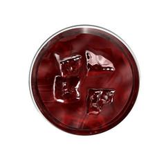 liqueur red