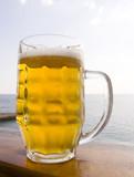mug beer poster