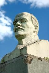 vladimir lenin. monument