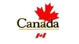 canadian flag.symbol/badge/emblem of canada poster
