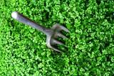 garden fork poster