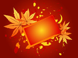 fall thanks giving design