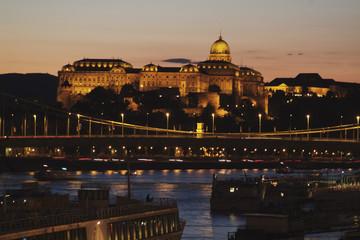 budapest - königspalast