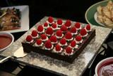 sweet chocolate gourmet dessert poster