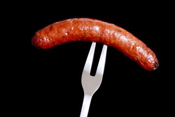 hot sausage