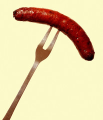 stock photo of sausage