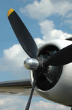propeller close up poster