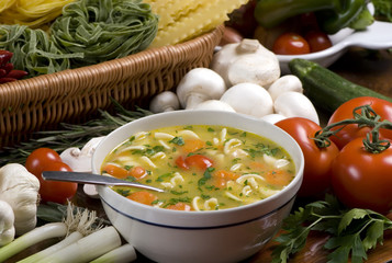 fresh soup 1