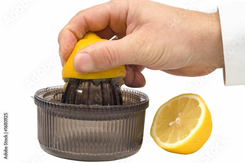 lemon-squeezer
