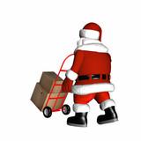 santa delivery 2 poster