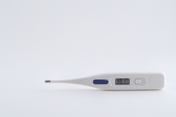 oral digital thermometer