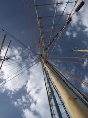 a mast