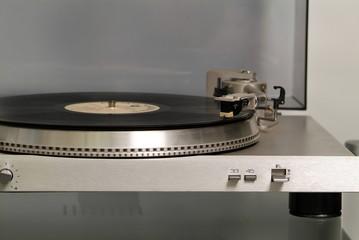 gramophone and black vinyl 4