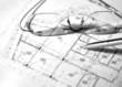 architecture, plan & bâtiment