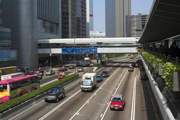 hongkong strassenszene