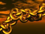 celestial chain poster