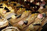 assortiment de desserts poster