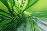 green fantasy poster