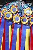 award ribbons poster