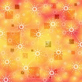 christmas sunny texture poster