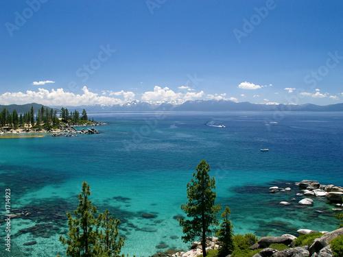 Fotobehang Grote meren lake tahoe