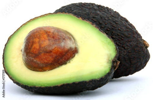 fresh tropical avocado pear fruit