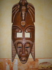 masque africian 1