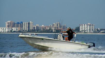 cruising the coast