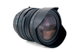 camera lens shot with infinite dof poster