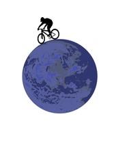 earth downhill