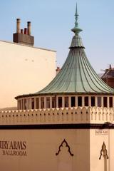 regency style spire
