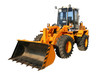 the heavy building bulldozer of yellow color - 1725164