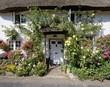 england devon jurassic coast branscombe village